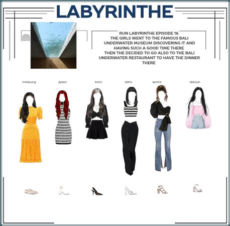 RUN LABYRINTHE EPISODE 16