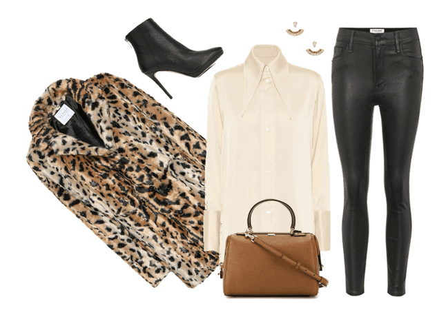 stylish winter combo