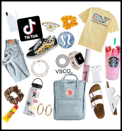 Vsco starter pack