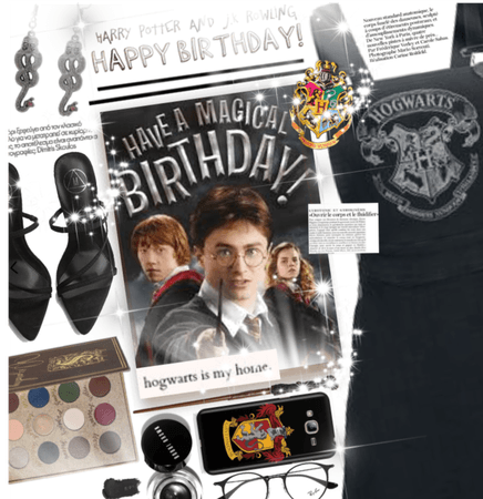 Hogwarts Is My Home| Harry's birthday is today!