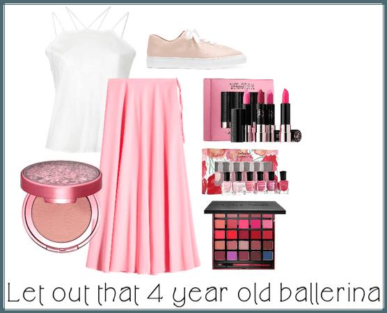 Bold Ballerina