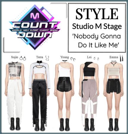 STYLE M Countdown Studio M Stage