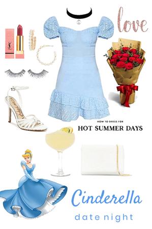Cinderella Date