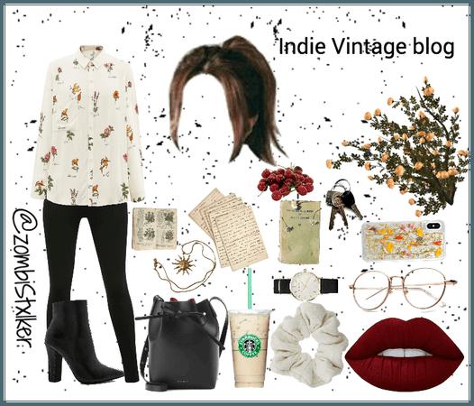 Tumblr Blog: Aesthetic (3) : Indie Vintage