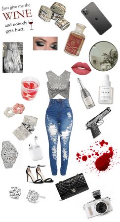 Silver~ Mafia girl