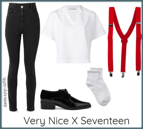 Very Nice X Seventeen