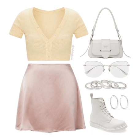 Pastel Soft Girl Look