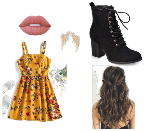 Aria Outfit #1