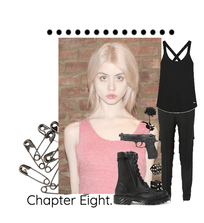 Tris Chapter Eight