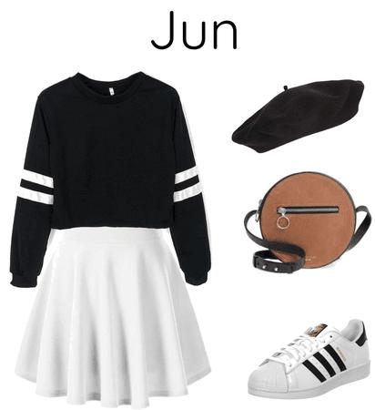 Jun (seventeen) ideal type