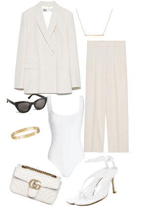 Summer holiday evening fit 1