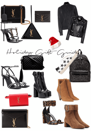 Ysl Holiday Gift Guide
