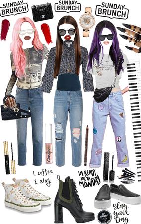 mom jeans 👖 xox