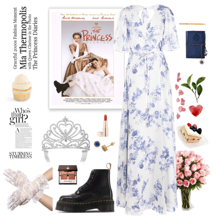 Graceful 2000s FashionMoment: The Princess Diaries