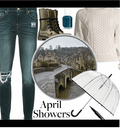 SPRING 2020: April Showers Style