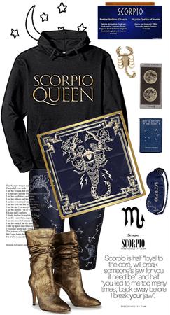 Celestial Scorpio