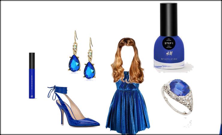 blue contest