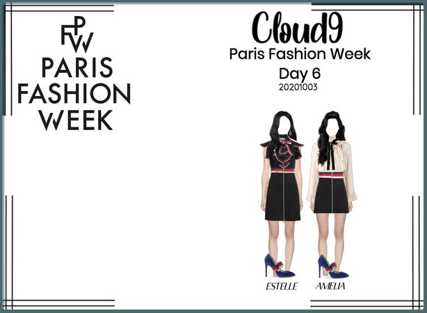 Cloud9 (구름아홉) | Paris Fashion Week Day 5 | 10320
