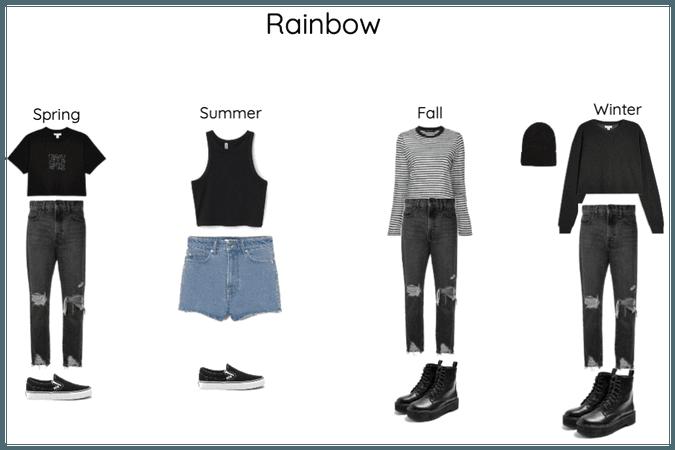 Springtime - Rainbow