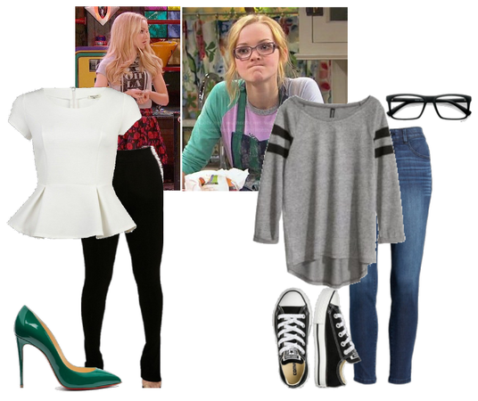 Liv and Maddie (Collab)