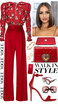 Red vibes