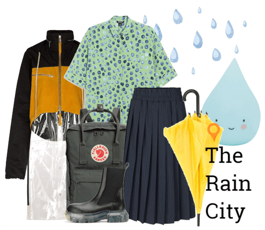 The Rain City