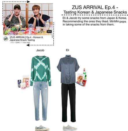 ZUS ARRIVAL Ep.4 - Korean & Japanese Snacks