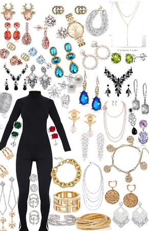 Jewelry Thief