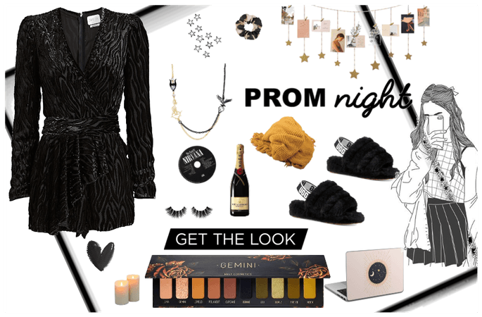 PROM AT HOME