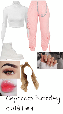 Capricorn Birthday Outfit #1