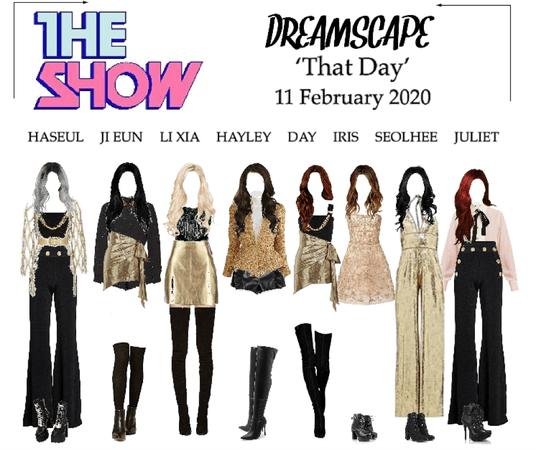 DREAMSCAPE [드림스게이프] The Show 200211