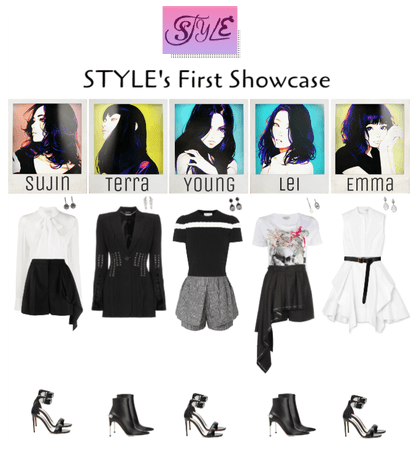 STYLE's First Showcase