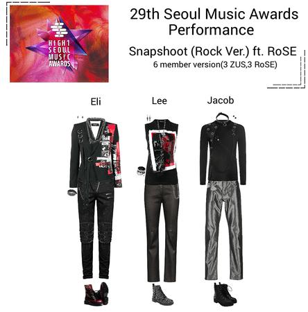 Zus//Seoul Music Awards Performance