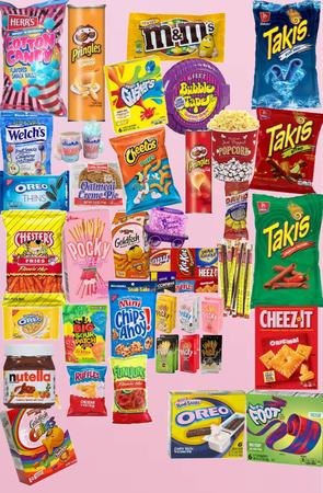 snacks macks