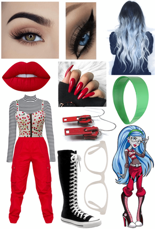 Ghoulia Yelp Monster High