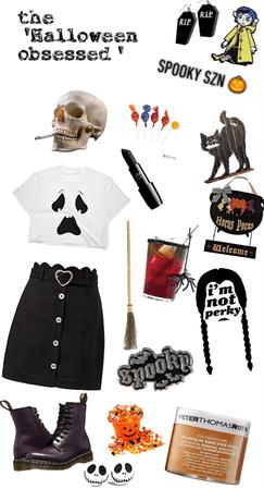 Halloween Obsess