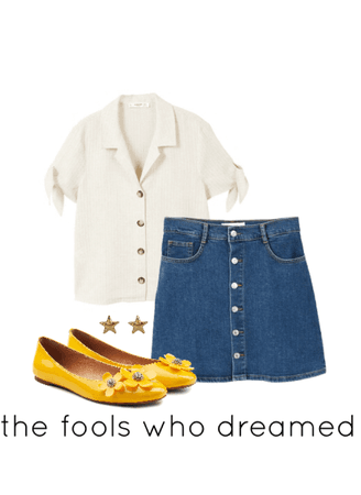 The Fools Who Dreamed