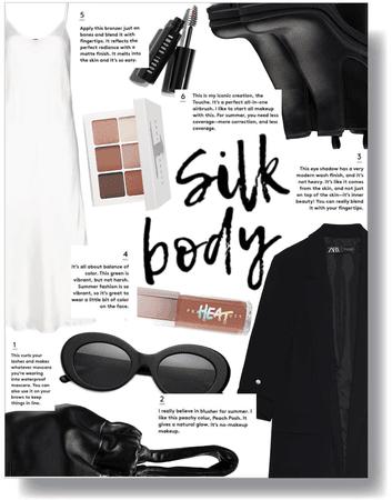 Silk Body 🖤