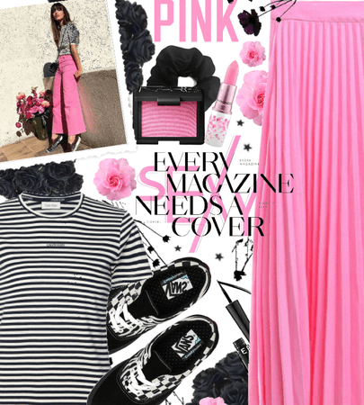 How To Wear Pink: The Street Way