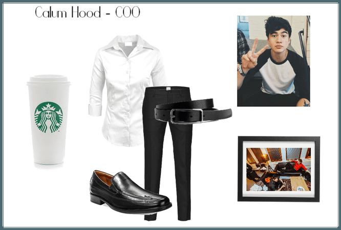 Calum Hood- COO