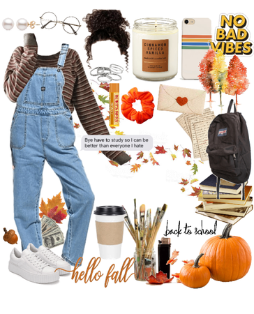 Fall as a Person