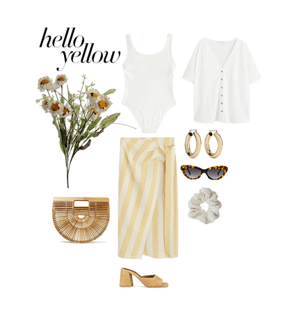 Sunny summer outfit
