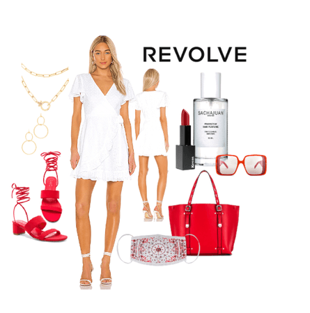 revolve outfit