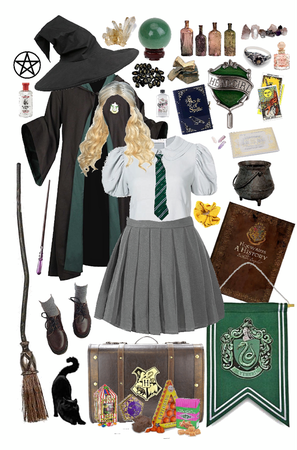 Slytherin OC