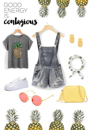 Pineapple mood UNDER $100!