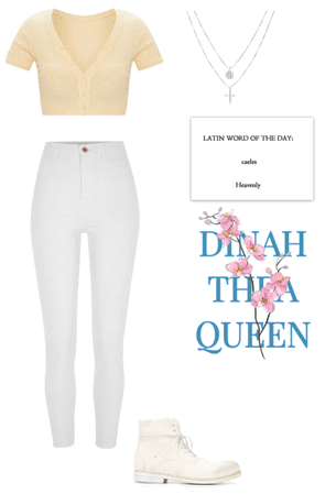 DINAH THEA QUEEN- OUTFIT #5