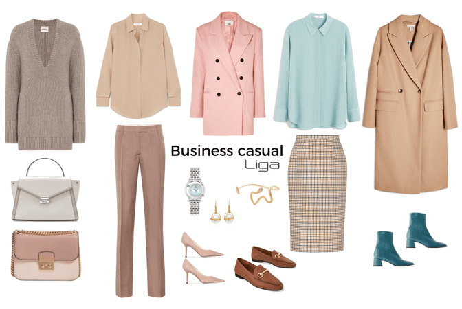 Business casual 2