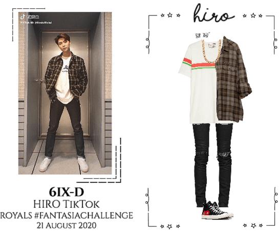 6IX-D [씩스띠] (HIRO) TikTok Challenge 200821