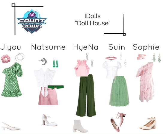 Doll House on M Countdown