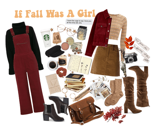 If Fall Was A Girl
